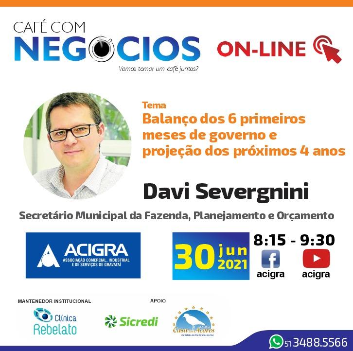 Café com Negócios On-line